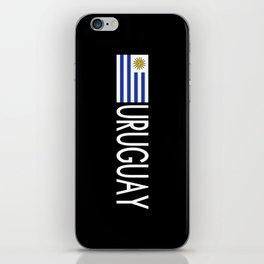 Uruguay: Uruguaya Flag & Uruguay iPhone Skin