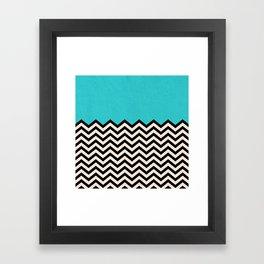 Follow the Sky Framed Art Print