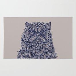 Mandala of Persian Cat Rug