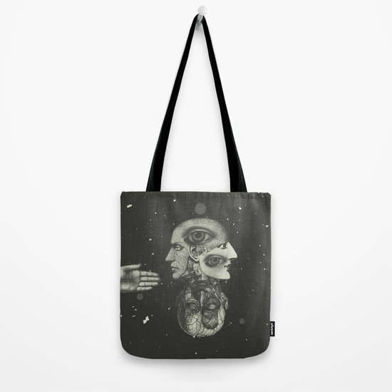 COSMIC ANATOMY  Tote Bag