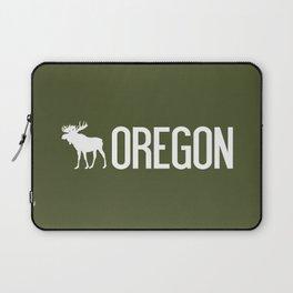 Oregon Moose Laptop Sleeve