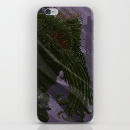 The Sleeping God iPhone Skin