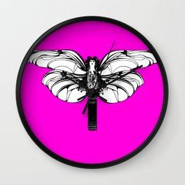 """Koloman (Kolo) Moser """"Butterfly design"""" (1) Wall Clock"""