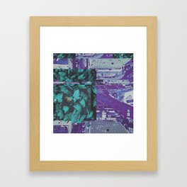 COMP91 Framed Art Print