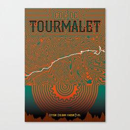 Col de Tourmalet Canvas Print