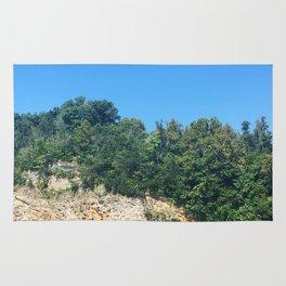 Ijam's Nature Center Mountain Rug