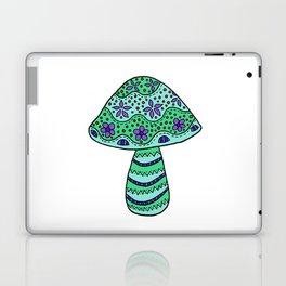 A Single Mushroom (4) Laptop & iPad Skin