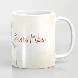 Real Monsters- Selective Mutism Coffee Mug