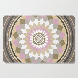 Spectacular Dahlia Cutting Board