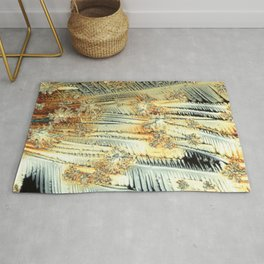 Vitamin C Sources for Happiness Rug