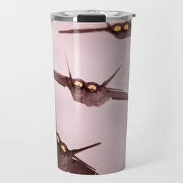 fighter jet Travel Mug