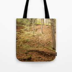 Life Is Uphill Tote Bag