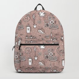 Cozy home Backpack