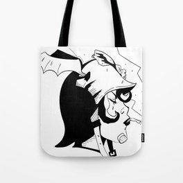 Tank Grrl Tote Bag