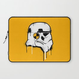 Stencil Trooper - Star Wars Laptop Sleeve