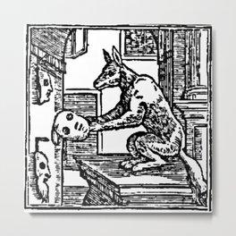 Emblema CLXXXIX Metal Print