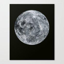 Luna Eastview Canvas Print