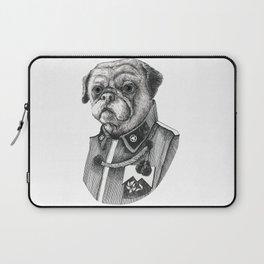 Mr. Pug Laptop Sleeve