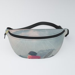 Lost in the 17th Dimension Fanny Pack