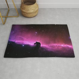 Horsehead Nebula in the Constellation Orion Rug