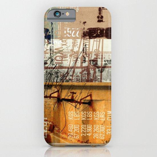 BABEL OVERDUBS II iPhone & iPod Case