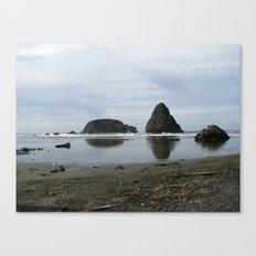 Stormy Coast I Canvas Print