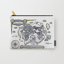 Neverland Illustration  Carry-All Pouch