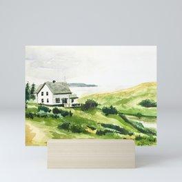 Cape Breton Island Nova Scotia Canada Mini Art Print