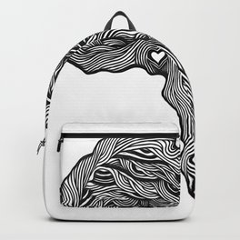 ROOTED (NIGERIA) Backpack