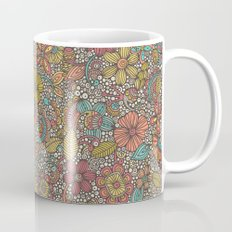 Doodles Garden Mug