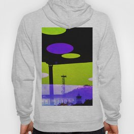 An Altered View of NYC Hoody