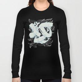 Silent Swim Long Sleeve T-shirt