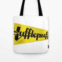 Hufflepuff 1948 Vintage Pennant Tote Bag