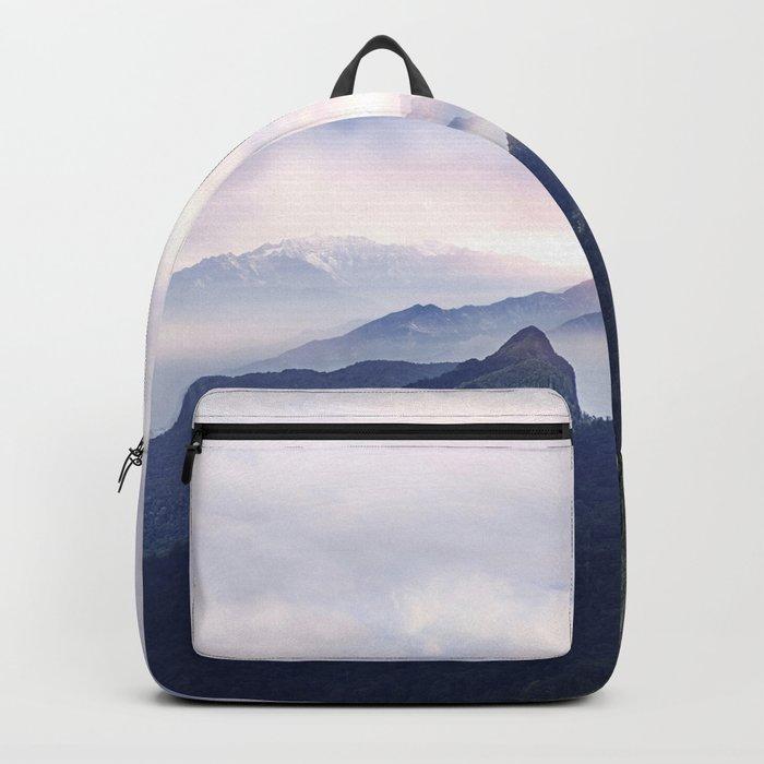 Silent sunset II Backpack