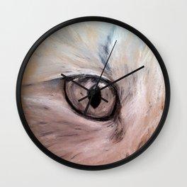 CatsEye Wall Clock