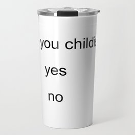 Litmus Travel Mug
