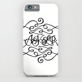 AKLR iPhone Case