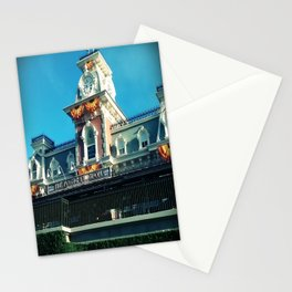 Fall MK Train Station 1 Stationery Cards