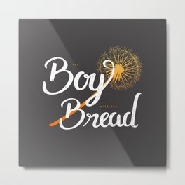 Boy with the Bread Metal Print