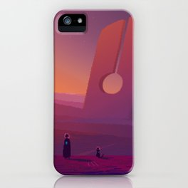 PHAZED PixelArt 7 iPhone Case