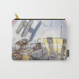 WALL-E & CL4P-TP Carry-All Pouch