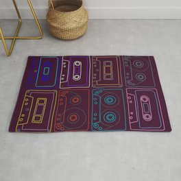 Awesome mixes Rug