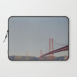 Across the Bridge Laptop Sleeve