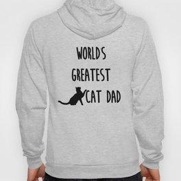 World's Greatest Cat Dad Hoody