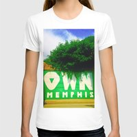 memphis T-shirts featuring OWN Memphis by John Weeden