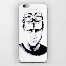 We are the 99% iPhone & iPod Skin