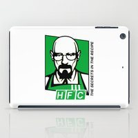 cook iPad Cases featuring The Cook by Ferguccio
