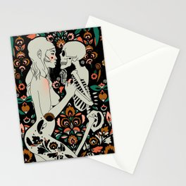 Grit, Pain, Love Stationery Cards