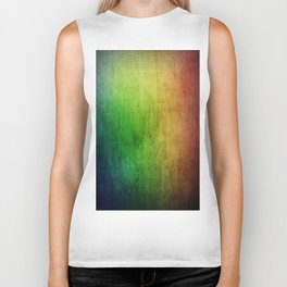 Colorful - Rainbow Biker Tank