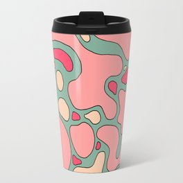 Bacteria Cell X01P Travel Mug